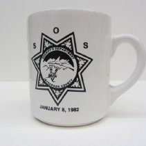 Image of Bray political election coffee mug