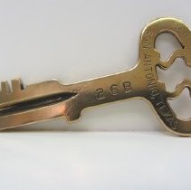 Image of Jefferson County Jail key