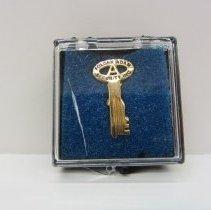 Image of Jefferson County Jail commemorative key