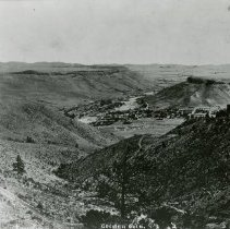 Image of View of Golden from Lookout Mountain