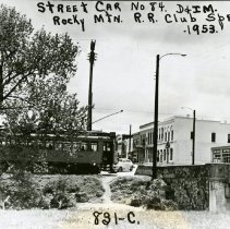 Image of Street car No. 84