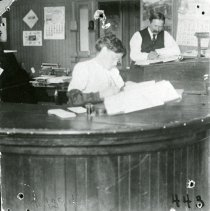 Image of Working at the Court house