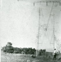 Image of Electrical tower on Lookout Mountain