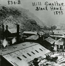Image of Hill Smelter in Black Hawk