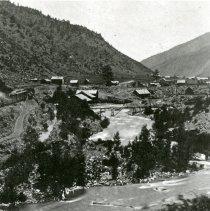 Image of Idaho Springs looking West