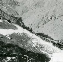 Image of Hillside with some snow