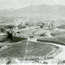 Image of Golden City and Ralston Creek irrigation ditch