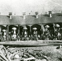 Image of Colorado Central Railroad Roundhouse