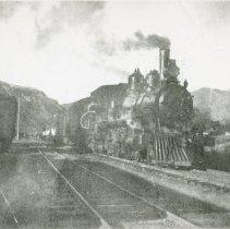 Image of Locomotive engine