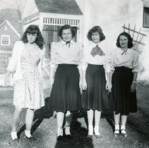 Image of Carole Koch and friends