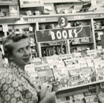 Image of Harriet Koch at Foss Drug Store