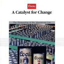Image of A Catalyst for Change: The Pioneering of the Aluminum Can