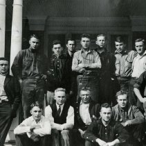 Image of Sigma Alpha Epsilon Members  at Colorado School of Mines