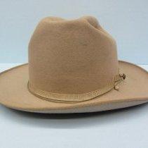 Image of 2012.002.087a - Hat, Cowboy