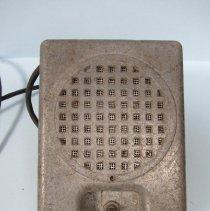 Image of Reed drive-in speaker