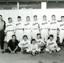 Image of Coors Brewers Baseball Team