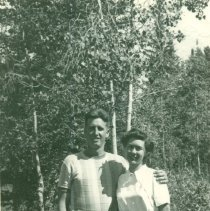 Image of Wayne and Lena Baughman