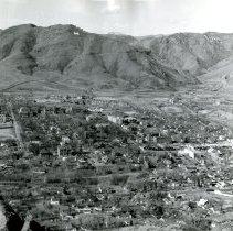 Image of Aerial view of Golden