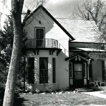Image of Former George West house