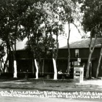 Image of Pullman homestead in Golden