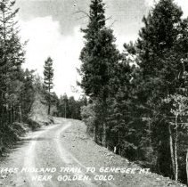 Image of Midland Trail to Genesee Mountain