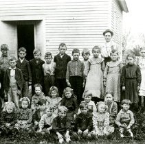 Image of Group of children at school