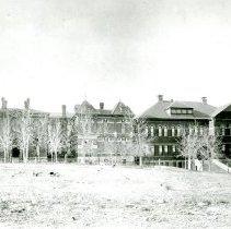 Image of CSM original building complex