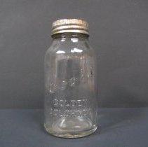 Image of 2008.011.001 - Jar, Food Storage