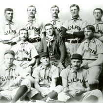 Image of Gilpin baseball team