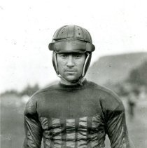 Image of Golden football player