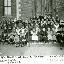 Image of Miss. Mencimer's South School students