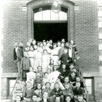 Image of South School class portrait