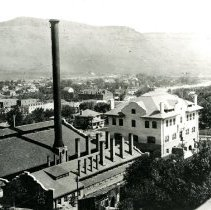 Image of Colorado School of Mines power plant