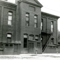 Image of East side of North School