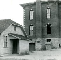 Image of West side of South School