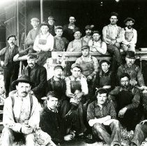 Image of Employees of Golden Smelter
