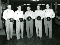 Image of Coors bowling team
