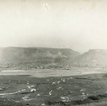 Image of Golden looking toward the north