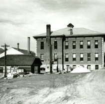 Image of Back of South School
