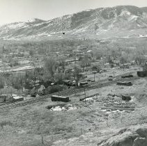 Image of Panorama of Golden in 1946