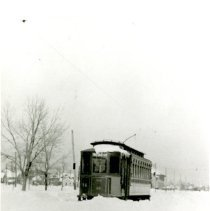 Image of Trolley car number 96