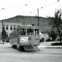 Image of Trolley car number 830