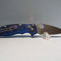 Image of Manix 2 Translucent Blue Lightweight