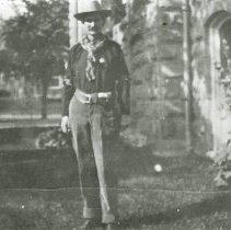 Image of Sheriff Allen W. Heater