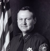 Image of Sheriff Russell Cook