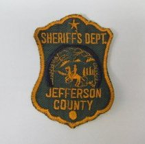 Image of 1949 Sheriff's Uniform Blouse Patch