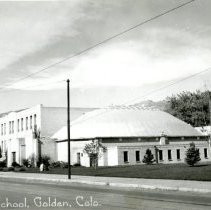 Image of Central School in Golden