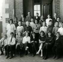 Image of Frank R. Werber class photo