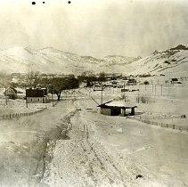 Image of Golden after 1913 blizzard