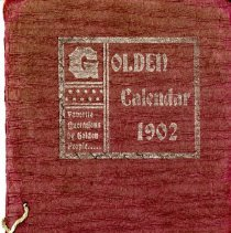 Image of 2011.020.082 - Calendar